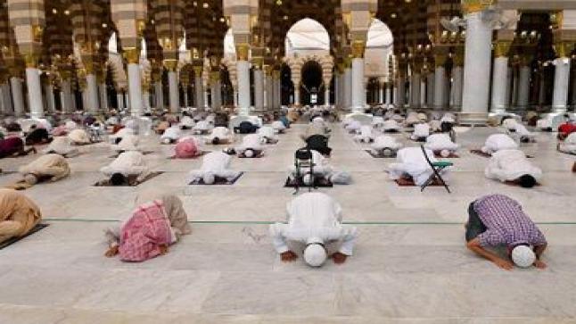 تقليص تسليمات التراويح.. وكالة المسجد النبوي تعلن إجراءات خطة شهر رمضان