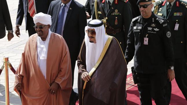 صحيفة سودانية تكشف عن توجه البشير للمملكة العربية السعودية الأحد المقبل