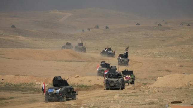 القوات العراقية تتقدم بالشطر الغربي من مدينة الموصل وتسيطر على الجسر الرابع