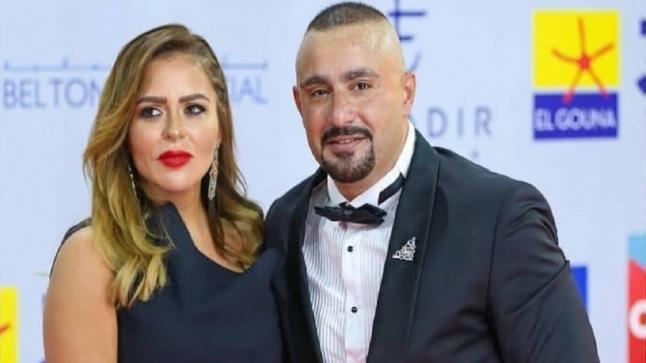 أحمد السقا يجري حوارا مع زوجته ويعلق على تكريم أنسي أبو سيف