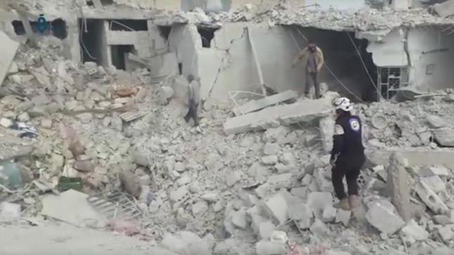 أحرار الشام تنجح في إسقاط طائرة تابعة لقوات بشار الأسد