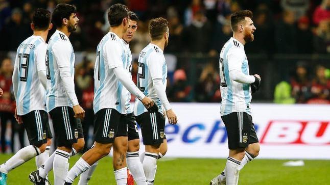 منتخب الأرجنتين يلغي مباراته الودية مع منتخب الاحتلال الإسرائيلي التي كان مقرر عقدها في القدس