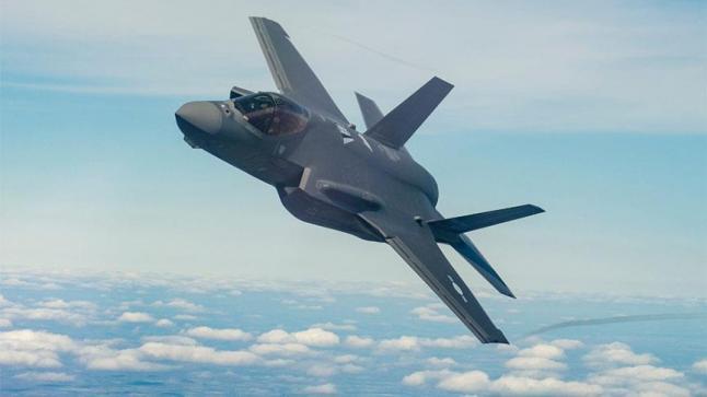 المتحدث باسم الحكومة التركية يعلن عن استلام مقاتلات أمريكية من طراز F 35