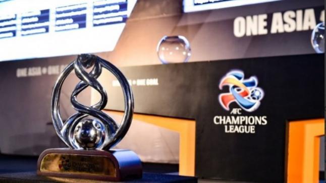نتائج قرعة دور المجموعات من دوري أبطال آسيا 2017