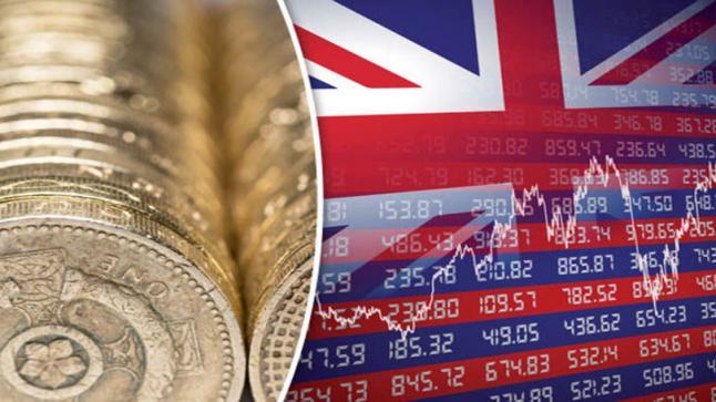 انكماش الاقتصاد البريطاني بمعدلات قياسية بسبب جائحة كورونا