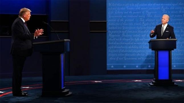 هل حسمت الإنتخابات الرئاسية بين ترامب وبايدن؟