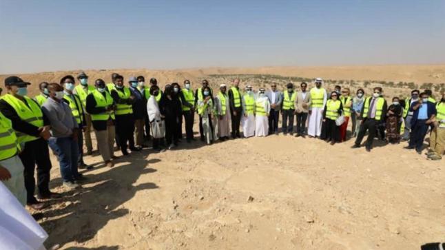 50 سفيرا ودبلوماسيا يشاركون في حملة لنجعلها خضراء