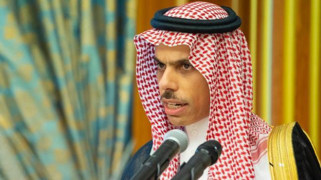 لقاءات مكثفة لوزير الخارجية خلال مؤتمر حوار المنامة