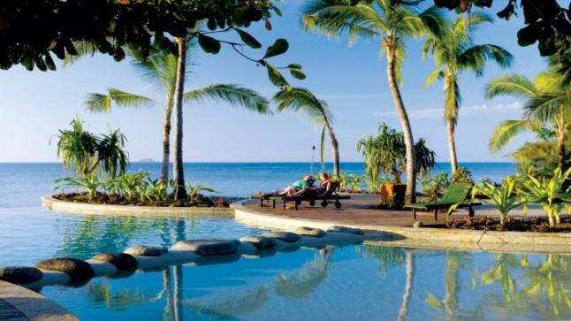 السياحة في جزر فيجي ومساحتها