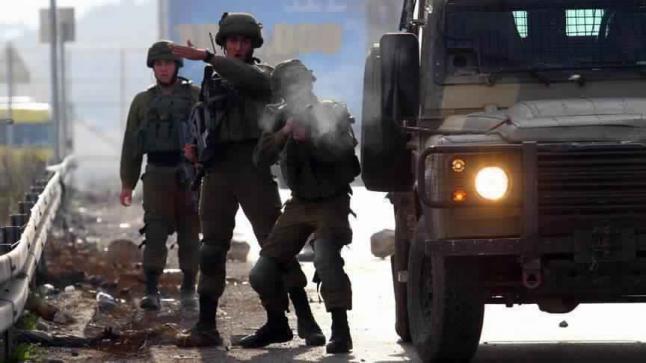 استشهاد فتى فلسطيني على الحدود الشرقية لقطاع غزة بنيران جيش الاحتلال الإسرائيلي