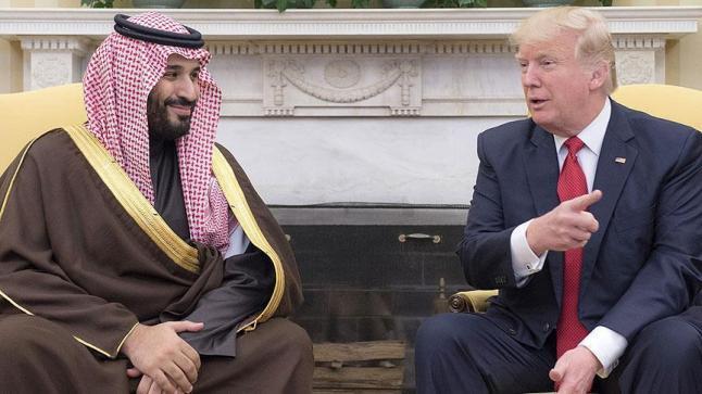 البيت الأبيض يصدر بيانا حول لقاء محمد بن سلمان بالرئيس الأمريكي