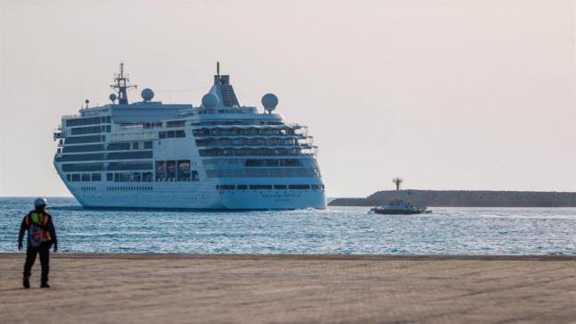 """بيان من شركة البحر الأحمر حول عودة سفينة """"كروز"""" إلى الميناء بعد الاشتباه في إصابة بـ""""كورونا"""""""