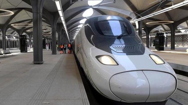 وفاة شخص في حادث تصادم في قطار حرمين