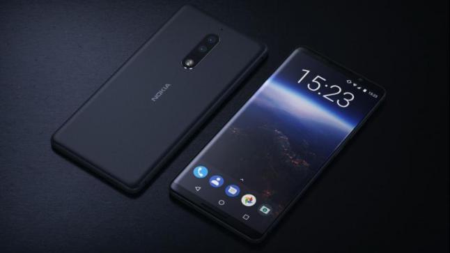 الإصلاح الأمنية الجديدة بهاتف Nokia 8 في تحديثها الأخير