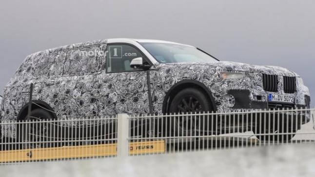 معلومات عن سيارة BMW X7 وموعد إطلاقها وتفاصيل عن سعرها المتوقع