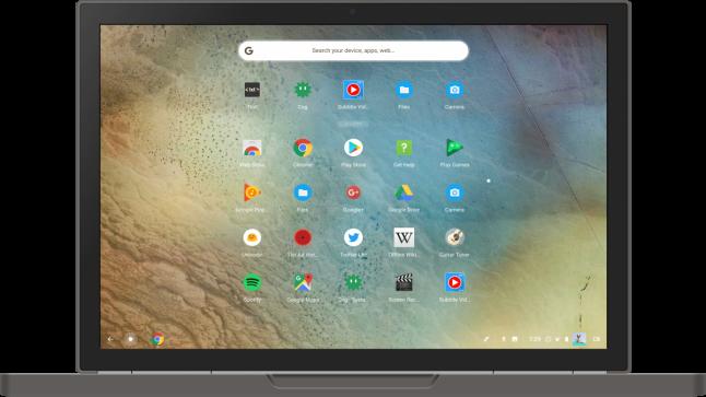 مزايا نظام Chrome OS لن تكون موجودة في ويندوز 10
