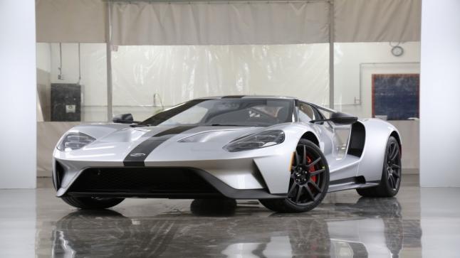 أحدث الصور والتفاصيل الخاصة بسيارة GT Competition الجديدة كلياً