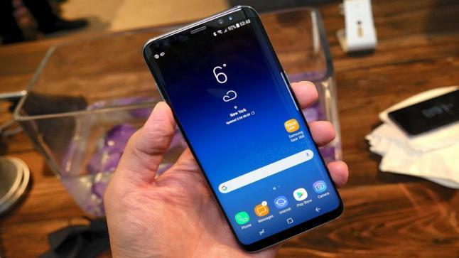بدء العمل على تطوير معالج Snapdragon 845 من أجل هاتف Galaxy S9 القادم