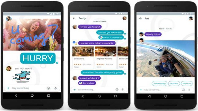 تفاصيل عن تحديث تطبيق Google Allo والتغييرات التي إحتواها
