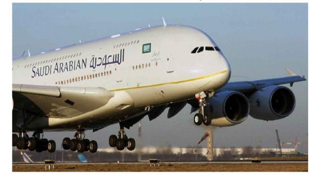 الخطوط السعودية تطبيق توكلنا إلزامي لدخول مطارات المملكة