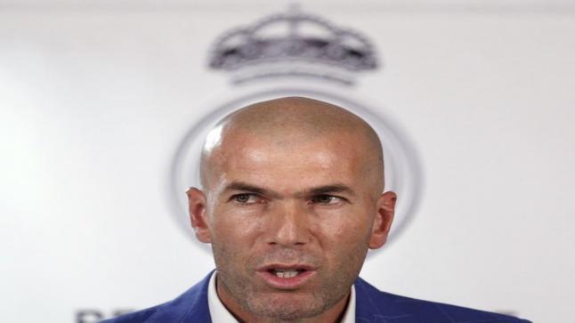 زيدان يكشف عن أسباب رحيله عن صفوف ريال مدريد