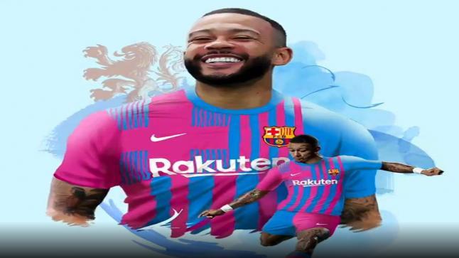 رسميًا ديباي ينتقل لصفوف برشلونة بعقد يمتد حتى موسمين