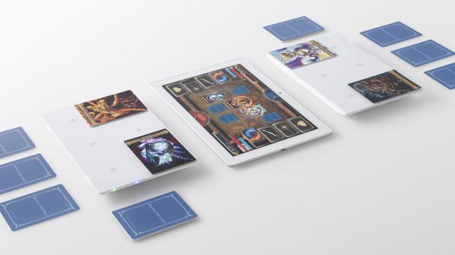 شركة Sony تبدأ الخطوة الأولى من مشروع Project Field الذي سيحقق بشكل واقعي معركة البطاقات الإفتراضية