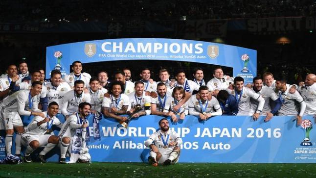 ريال مدريد ينجو من فخ كاشيما أنتلرز ويتوج بلقب كأس العالم للأندية