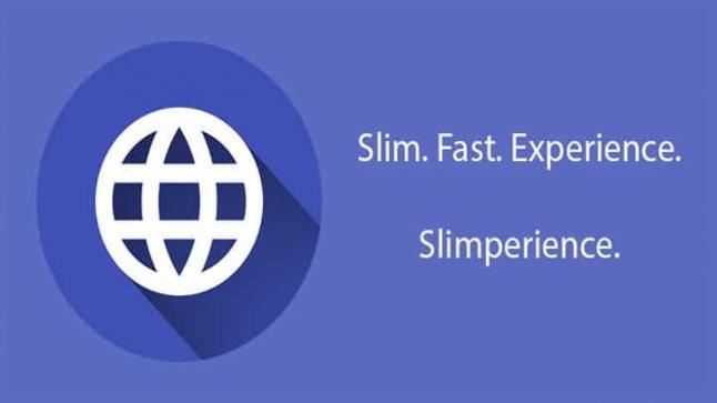 تعرف على متصفح Slimperience بمميزات خفت الوزن وصغر الحجم