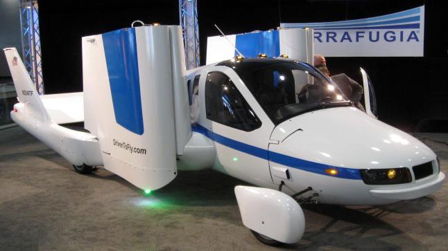 Terrafugia تواصل عملها من أجل إطلاق السيارة الطائرة