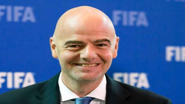 رئيس الفيفا يريد زيادة عدد منتخبات كأس العالم إلى 48