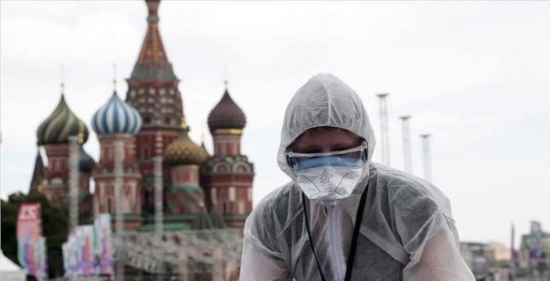 موسكو تغلق أبوابها بسبب كورونا