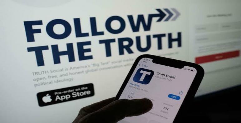 """""""Truth Social"""".. منصة جديدة يطلقها ترامب الشهر المقبل"""