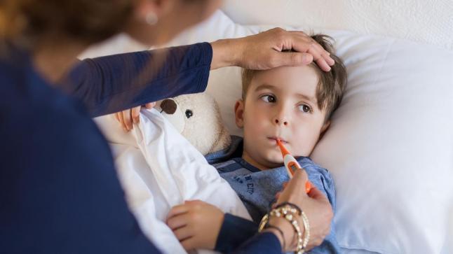 أعراض وتشخيص البورديتيلة الشاهوقية