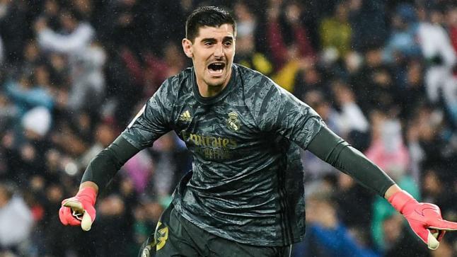 والد كورتوا يكشف سر تألقه مع ريال مدريد